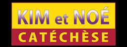Logo Kim et Noé Catéchèse